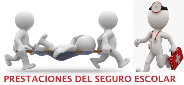 PRESTACIONES DEL SEGURO ESCOLAR